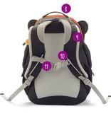 Affenzahn backpack Elias Elephant 31 cm