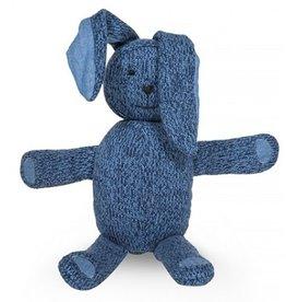 Jollein Hug Stonewashed Knit Bunny Navy