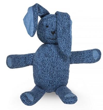 Jollein knitted hug Stonewashed Navy Blue