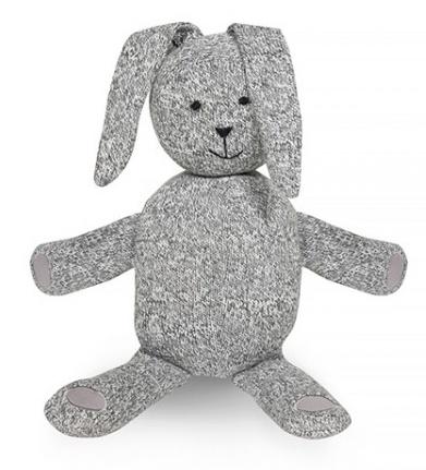 Jollein knitted hug Stonewashed Grey