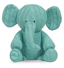 Jollein Hug Cable Elephant Jade
