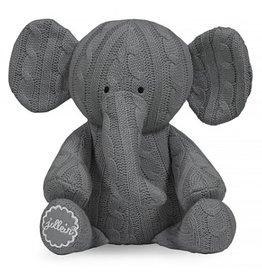 Jollein Hug Cable Elephant Gray