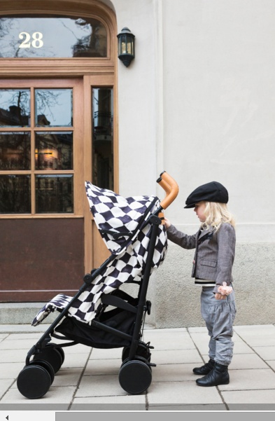 Inspiratie Buggy in Black and White