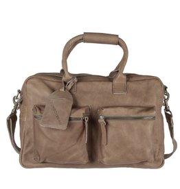 Cowboysbag schoudertas The Bag Elephant Grey