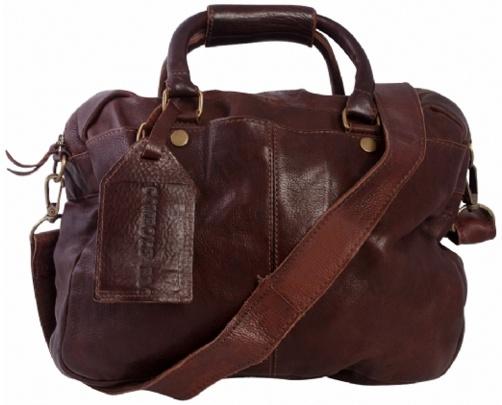 Cowboysbag Shoulder Washington Brown (Free Shipping)