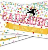 I.B.Z.M. Cadeaubon Voucher Digitaal