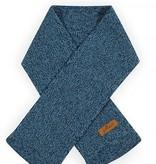 Jollein sjaal Stonewashed Navy 90cm