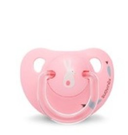 Suavinex soother Anatomical Pink Bunny 0-6 months