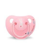 Suavinex fopspeen Anatomical Pink Bunny 0-6 maanden