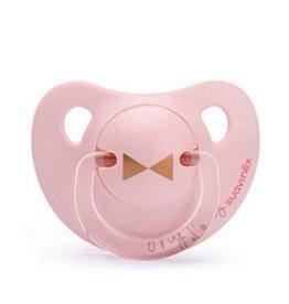 Suavinex Anatomical pacifier Pink 0-6 months