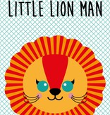 Studio Inktvis wenskaart Little Lion Man