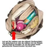 Babymel Millie Fawn diaper bag (free shipping)