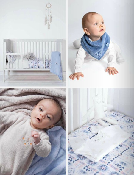 Inspiration Bernini Apawi Shade Ethnic baby collection 2016