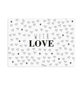 The Birds & The Bees Greeting Card With Love