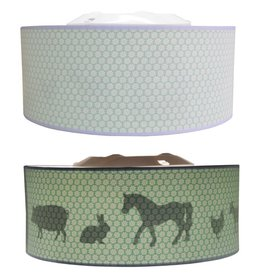 Juul Design ceiling lamp Silhouette Farm Animals