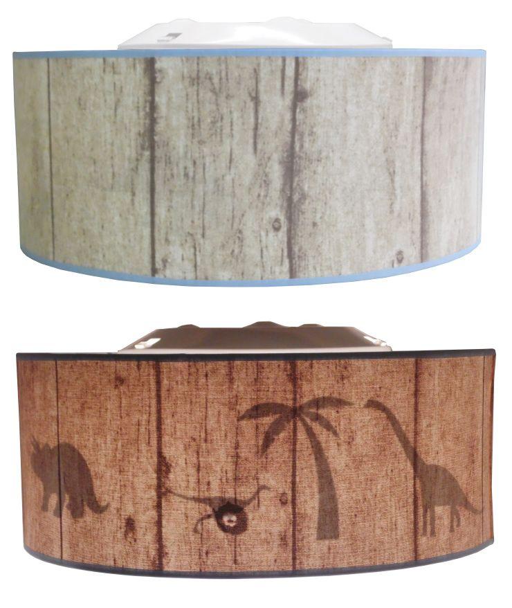 Juul Design plafondlamp Silhouet Dinosaurussen