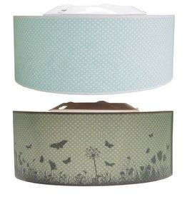 Juul Design ceiling lamp Silhouette Butterflies