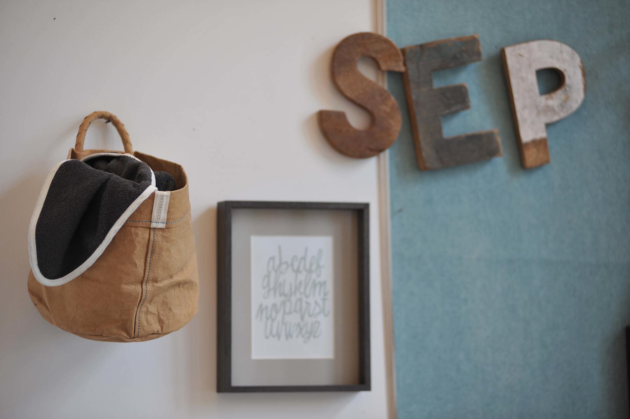 Colibries duurzame babykamer en kinderkamer decoratie leerlook maar gemaakt van wasbaar papier
