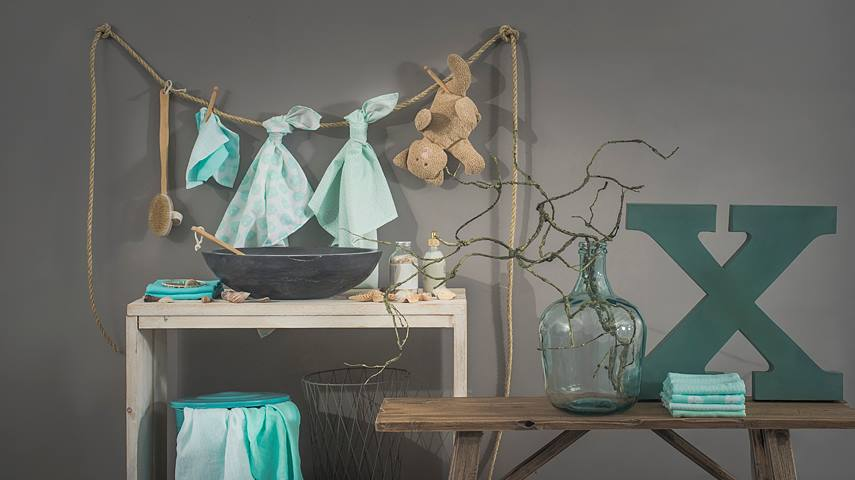 Jade groen by Jollein