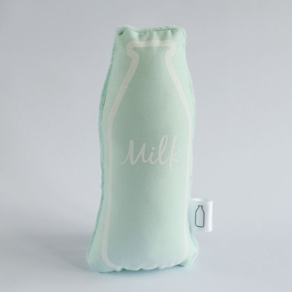 The Milk Collective Baby rattle Mint