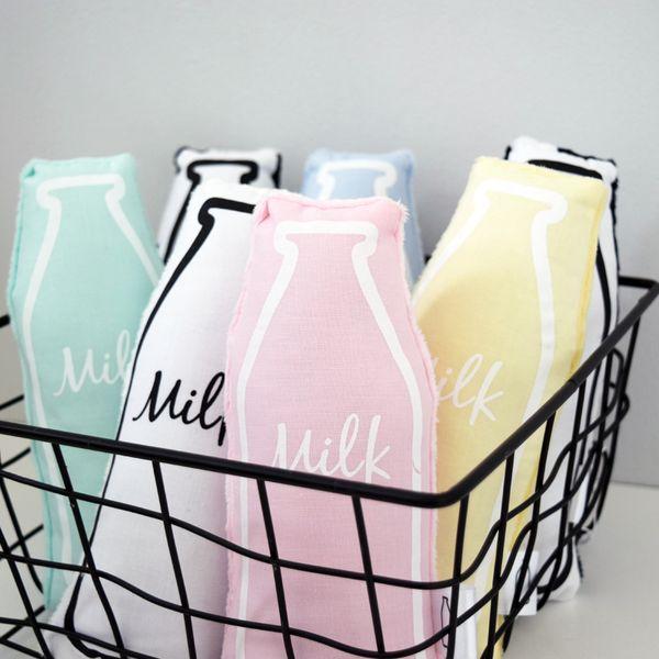 The Milk Collective baby rammelaar roze