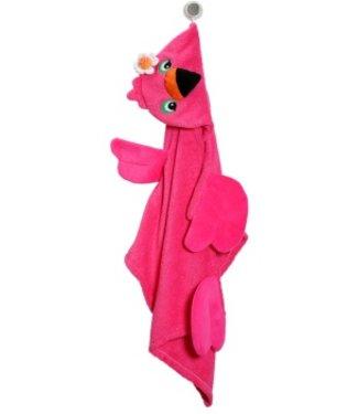 Zoocchini badcape Franny the Flamingo