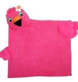 Zoocchini badcape Franny the Flamingo +2 jaar
