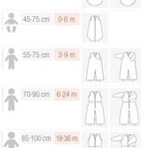 Bemini Summer sleeping bag hydrophilic Fifty 6-24 months