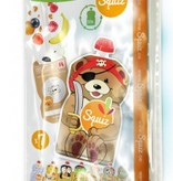 Squiz refillable squeeze pouches Carnival set of 7