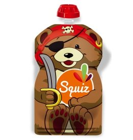 Squiz refillable squeeze bag Beer