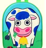 Kidzroom 3D rugzakje Happy Farm Koe