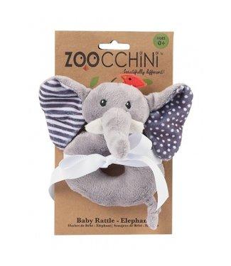 Zoocchini rattle Elephant