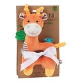 Zoocchini rammelaar Giraf