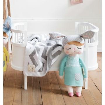 Miniroom Kanindocka doll pink