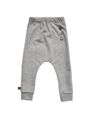 harem pants gray
