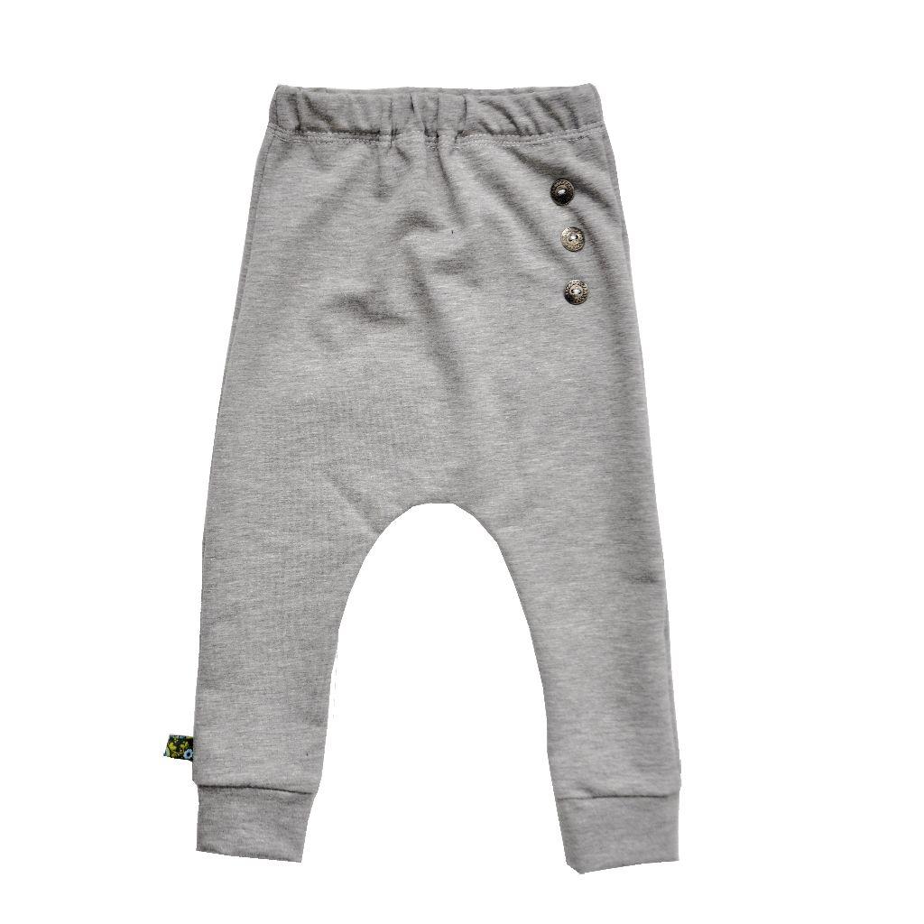 Damara Kids harem pants gray