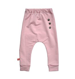 Damara Kids harem pants plain pink