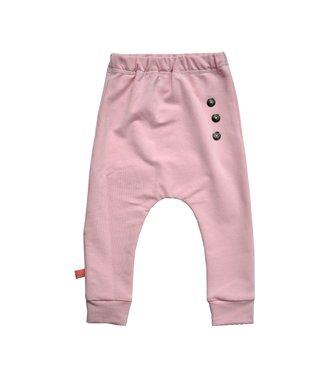 harem pants plain pink