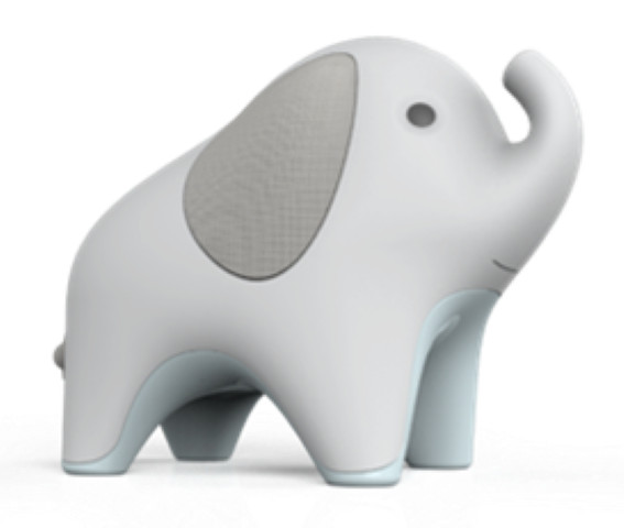 Skip Hop Night Light Soother Elephant