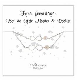 Kaya Sieraden Gift Box Silver bracelet 'Merry Christmas' - Copy - Copy - Copy - Copy - Copy - Copy