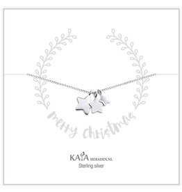 Kaya Sieraden SILVER chain You are my Little Star - Copy