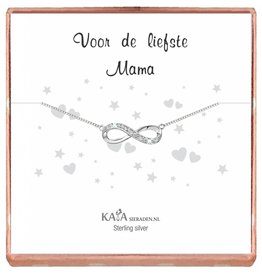Kaya Sieraden Gift Box Silver bracelet 'Merry Christmas' - Copy - Copy - Copy - Copy - Copy