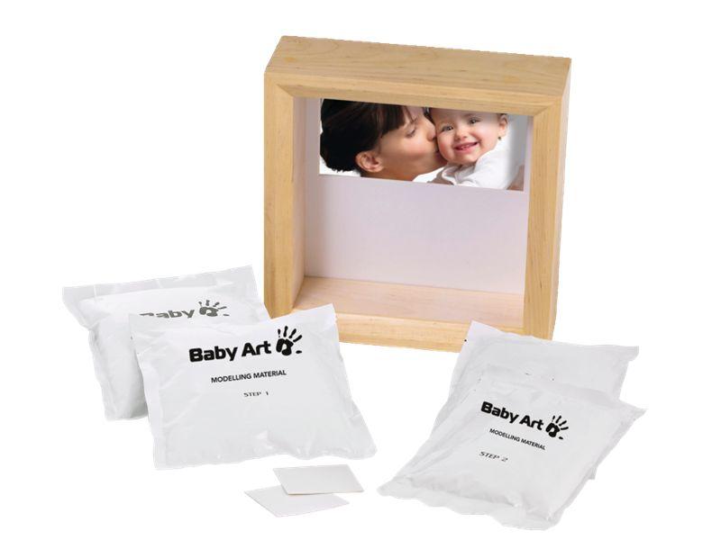 Baby Art 3d gipsafdruk handje en voetje