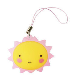 A Little Lovely Company Minis: keychain sun
