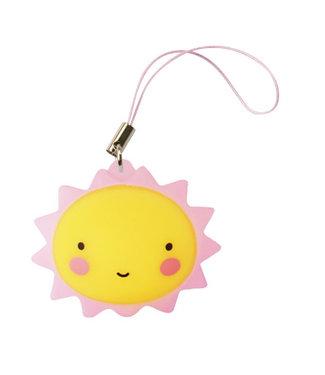 A Little Lovely Company Minis: keychain sun