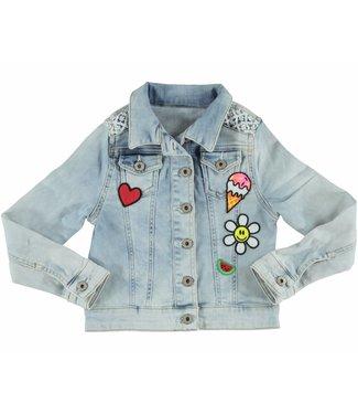 O'Chill Demi jean jacket