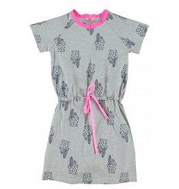 O'Chill Pippa jurk met cactus print