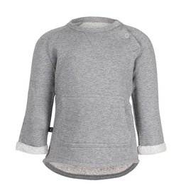Noeser sweater Kangoo Grey Melange