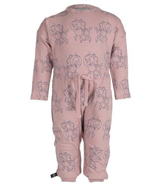 Noeser jumpsuit Drake Poodle Pink