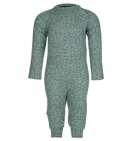Noeser jumpsuit science green melee